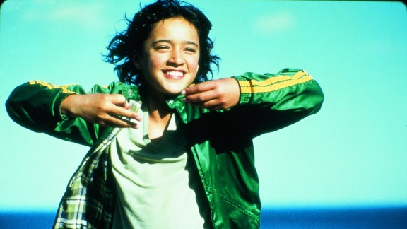 New Zealander Keisha Castle-Hughes, then 13, earned a best actress nomination for her performance in 2003