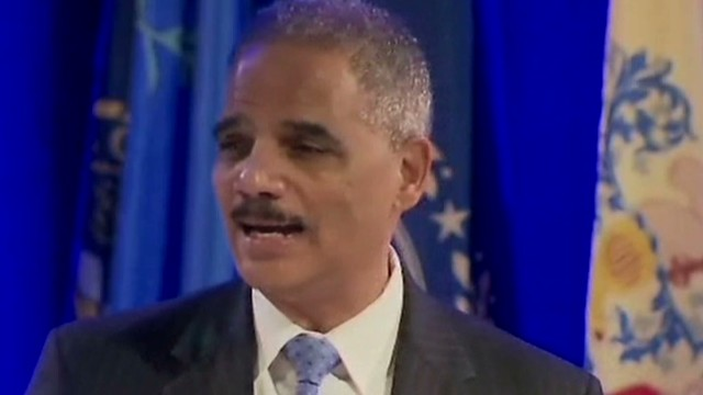 Holder proving to be active Atty. Gen.