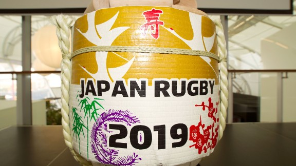 Japanese rugby was given a boost when the country was awarded the right to host the 15-a-side World Cup in 2019. It will be the first time Asia has staged the tournament.