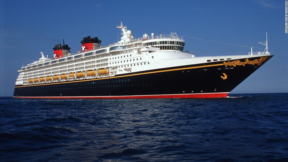 Disney Cruise Ship Picks Up Suspected Migrants CNN - Working on a disney cruise ship