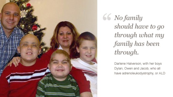 Read the Halversons' story on iReport.