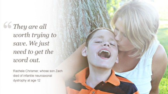 Read Zach's story on iReport.