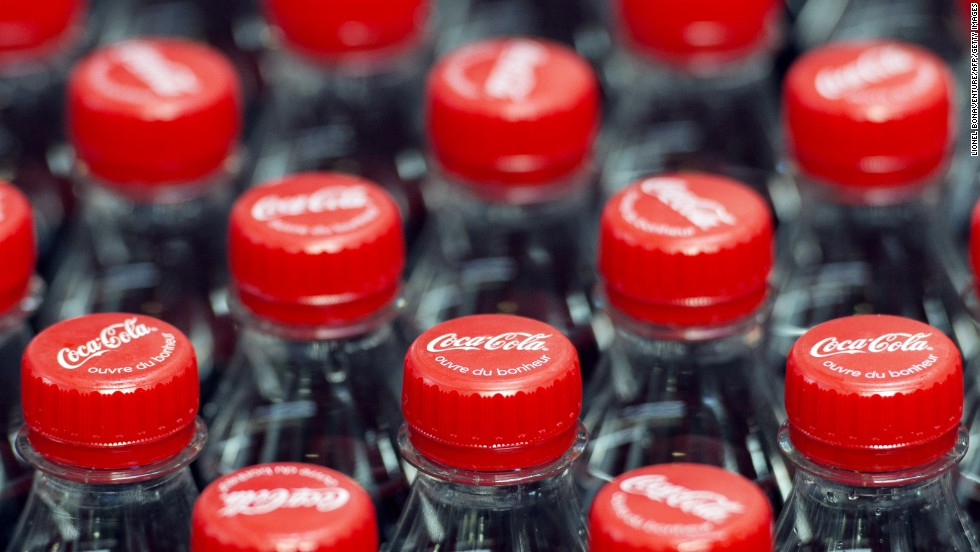 "Coca-Cola, the world's leading beverage maker, comes third. ""Coke leads the way on respecting land rights and in supporting women. It scores higher on policies related to workers' rights, climate change and water but is left trailing the top companies due to poor performance on support for farmers,"" Oxfam says."