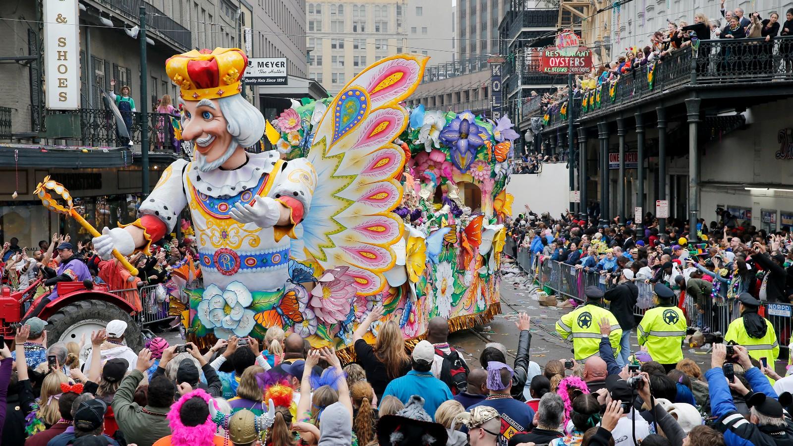 Mardi Gras Fast Facts Cnn