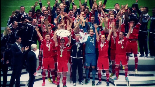 How Bayern Munich became the World's best team