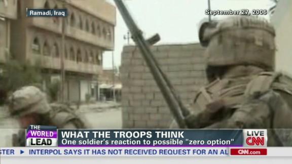 exp Lead pkg Tapper iraq veterans zero option afghanistan _00002001.jpg