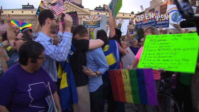 Anti-gay bill vetoed in Arizona