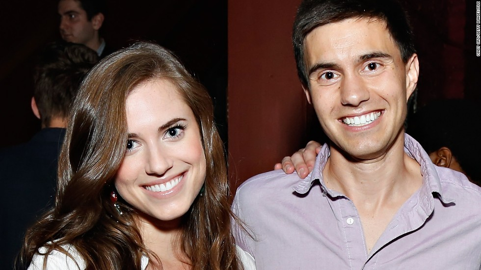 Allison Williams and Ricky Van Veen announce separation