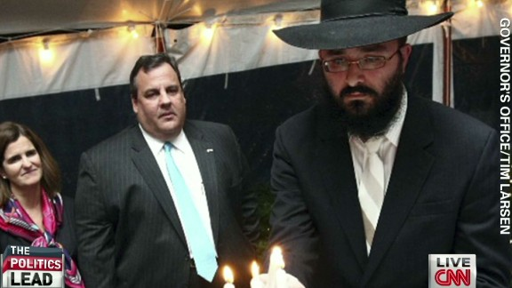 exp Lead politics Christie aides mocked rabbi in texts_00003909.jpg