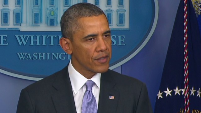 Obama: We stand for Ukraine sovereignty