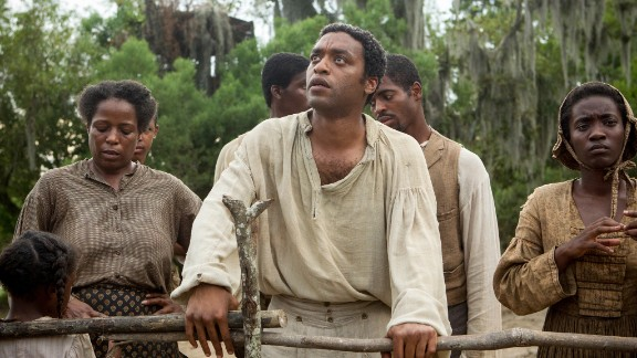 """Best adapted screenplay: John Ridley, """"12 Years a Slave"""""""