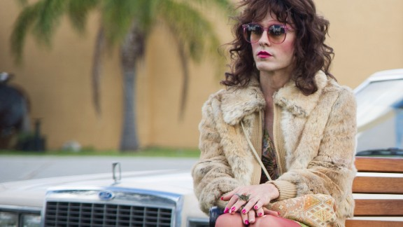 """Best supporting actor: Jared Leto, """"Dallas Buyers Club"""""""