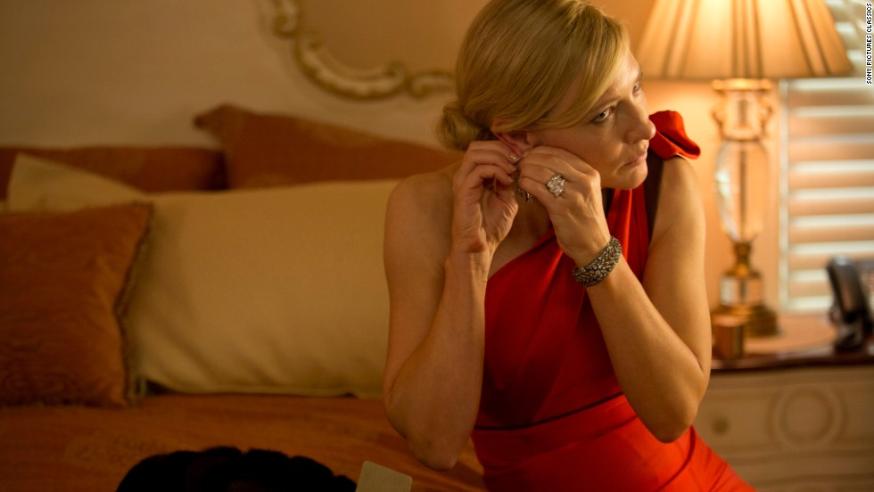 "<strong>Best actress:</strong> Cate Blanchett, ""Blue Jasmine"""
