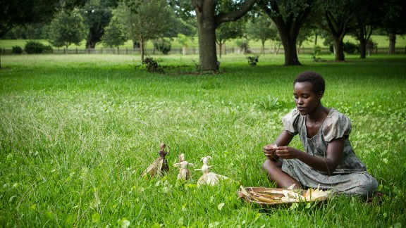 """Best supporting actress: Lupita Nyong'o, """"12 Years a Slave"""""""