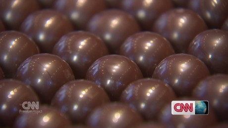 CNN Freedom Project: Cocoa-nomics