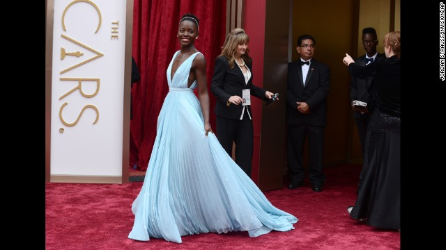 Lupita Nyong'o: An extraordinary example