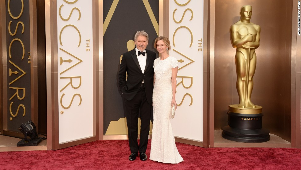 Image result for harrison ford oscar