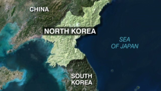 North Korea Fires At South Korean Island