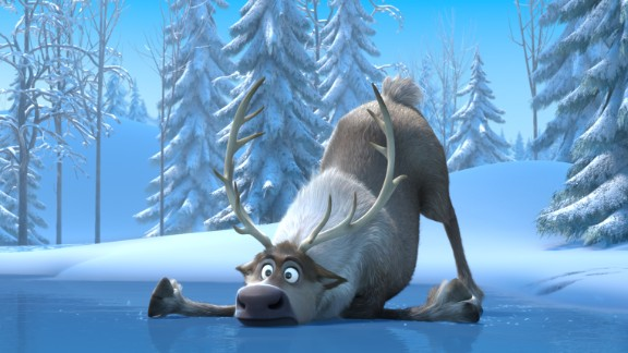 """Best animated feature: """"Frozen"""""""