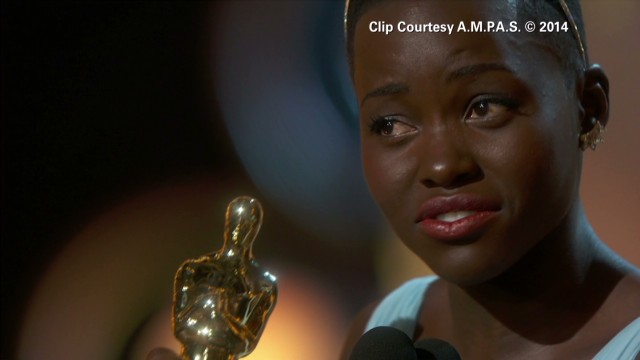 Lupita's Oscars speech the best ever?