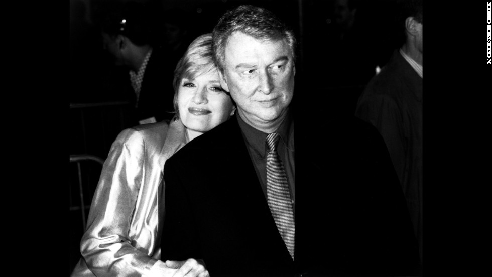 "Mike Nichols -- here with his wife, Diane Sawyer -- earned a reputation as one of the finest directors in film, TV and theater. He won an Oscar for directing 1967's ""The Graduate,"" four Emmys for his work on ""Wit"" and ""Angels in America,"" and nine Tonys, the most recent for his direction of a 2012 production of ""Death of a Salesman."" He was funny, too. His Grammy was for a 1961 comedy collaboration with Elaine May, ""An Evening with Mike Nichols and Elaine May."" Nichols died November 19, 2014."