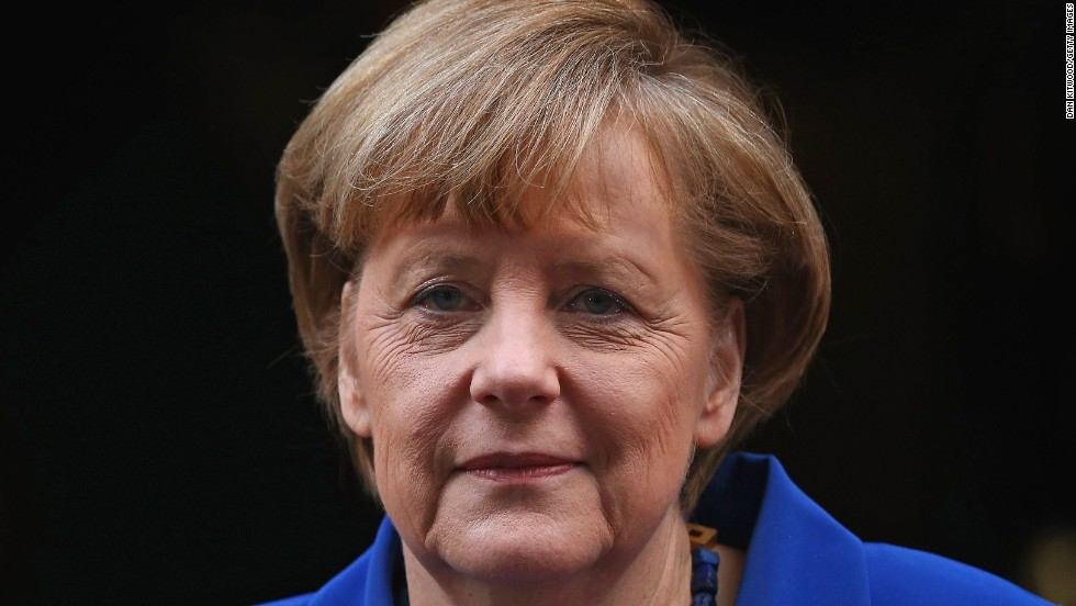 "<strong>German Chancellor Angela Merkel:</strong> Merkel's office said Putin had accepted a proposal to start a political dialogue and establish a ""fact-finding mission"" to Ukraine, possibly under the leadership of the Organization for Security and Co-operation in Europe."