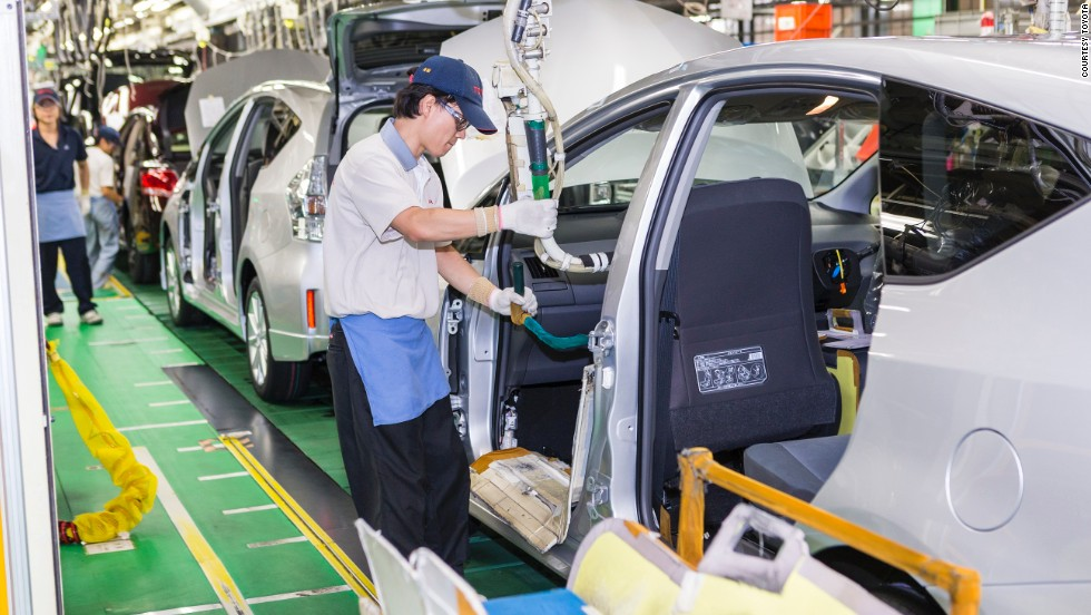 On Toyota Kaikan Factory Tour See Cars Being Made In Japan Cnn Travel