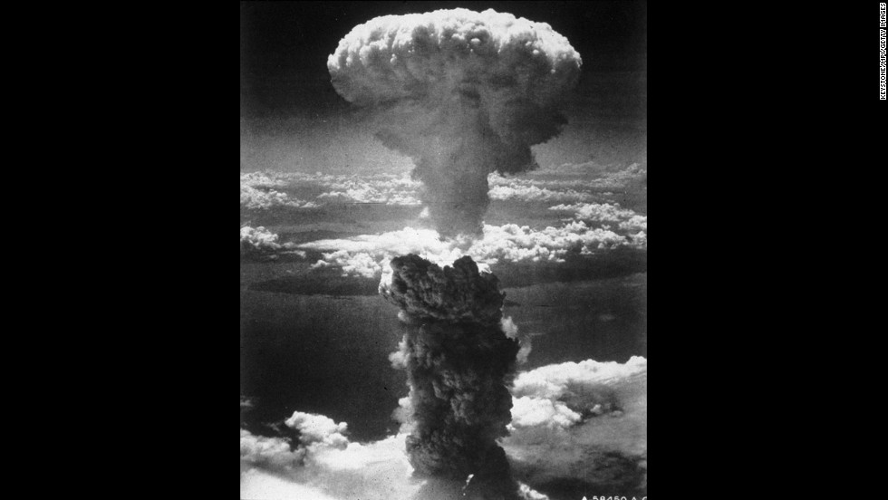 The decision by the United States to use the atomic bomb against Japan in August 1945 was credited with ending World War II. Hundreds of thousands in Hiroshima and Nagasaki were killed instantly or died from radiation in the aftermath of the bombings.