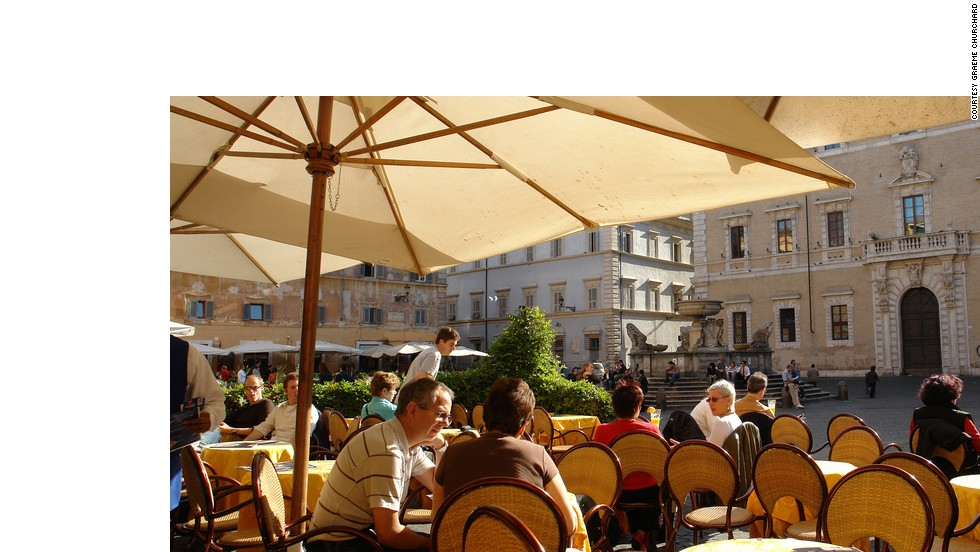 <strong>Rome, Italy:</strong> Roman cafes have been accused of resisting modern techniques. But the capital is still home to the nation's best coffee.