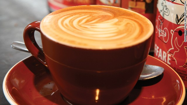 8 of the world's best cities for coffee