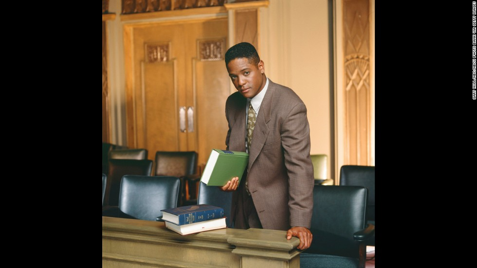 "Blair Underwood played attorney Jonathan Rollins joined the cast of ""L.A. Law"" in the second season. Before that show came along, he had a major role in a series, ""Downtown,"" as well as small parts in ""The Cosby Show"" and ""21 Jump Street."""