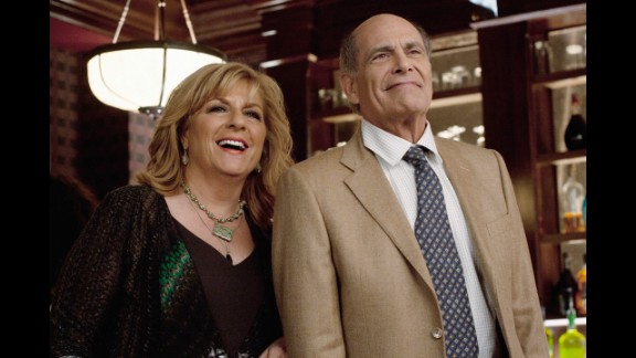 """After """"L.A. Law,"""" Rachins did a 180 from the buttoned-down Brackman, starring as Dharma's hippie dad Larry on """"Dharma and Greg."""" He's appeared in several TV movies and series, including recent spots on """"Happy Endings"""" (seen here, with Caroline Aaron), """"Rizzoli & Isles"""" and """"The Crazy Ones."""""""
