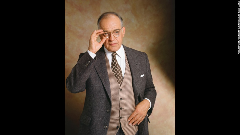 Richard Dysart La Law Star Dies At 86 Cnn