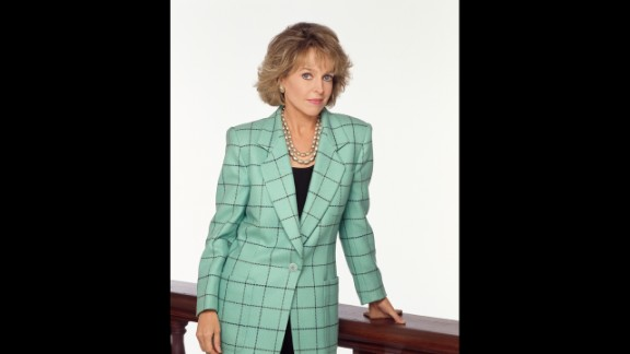 """Tucker's wife, Jill Eikenberry, played Ann Kelsey on """"L.A. Law."""" (Colleague Alan Rachins calls the pair the """"TuckerBerrys."""") The two were involved in a famous """"Law"""" storyline involving the """"Venus Buttterfly,"""" a sexual technique that helped Markowitz win Kelsey's heart."""