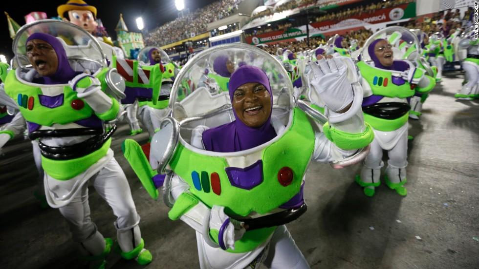 Brazilian Carnival Male Costumes