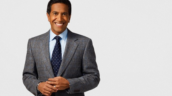Dr. Sanjay Gupta is a practicing neurosurgeon and CNN