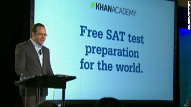 SAT prep tests to be free for everyone