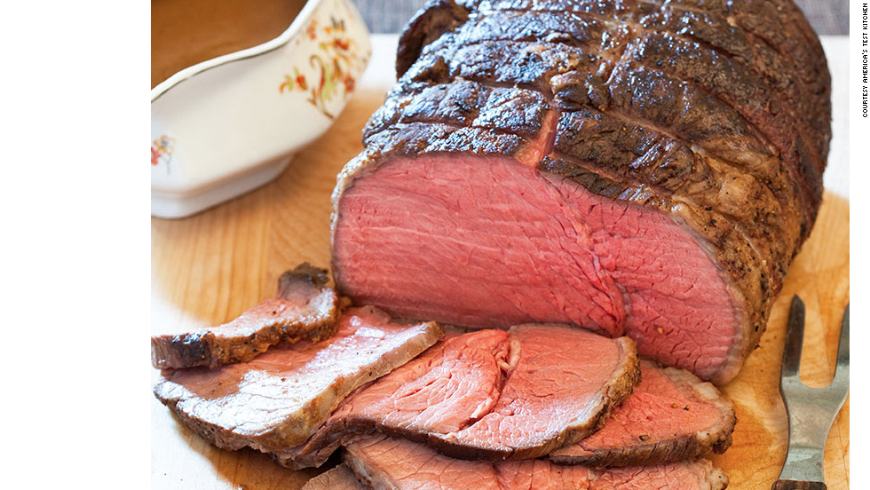 Follow these tips and you'll be left with a beef roast that is flavorful both inside and out.