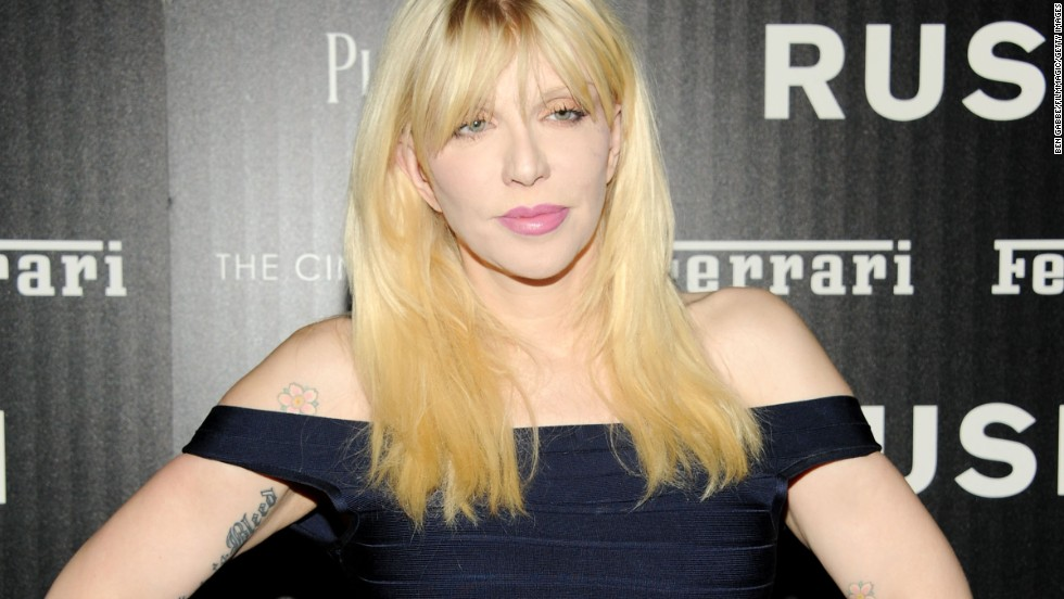 "It's hard to imagine Courtney Love <a href=""http://www.youtube.com/watch?v=uEsQHenUdo8"" target=""_blank"">crashing a Madonna interview</a> now. <a href=""http://www.rollingstone.com/music/pictures/behind-courtney-love-and-fall-out-boys-ultra-violent-ratatat-video-20140305"" target=""_blank"">She's currently working with Fall Out Boy,</a> but if you need a refresher, click on the link <a href=""http://www.readthehorn.com/lifestyle/music/81576/5_crazy_moments_from_courtney_loves_career"" target=""_blank"">for some of her craziest moments</a>."