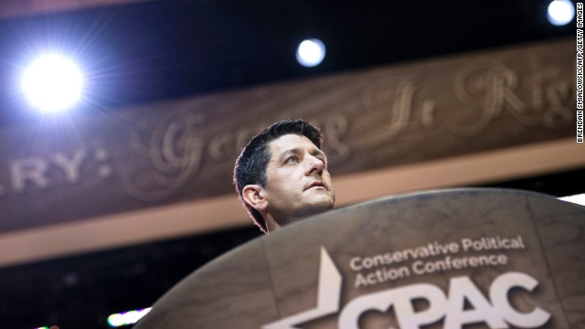 GOP preaches to the base at CPAC