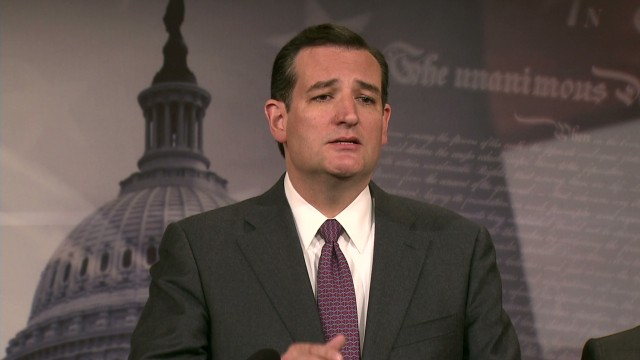 Cruz vs. Boehner on border bill