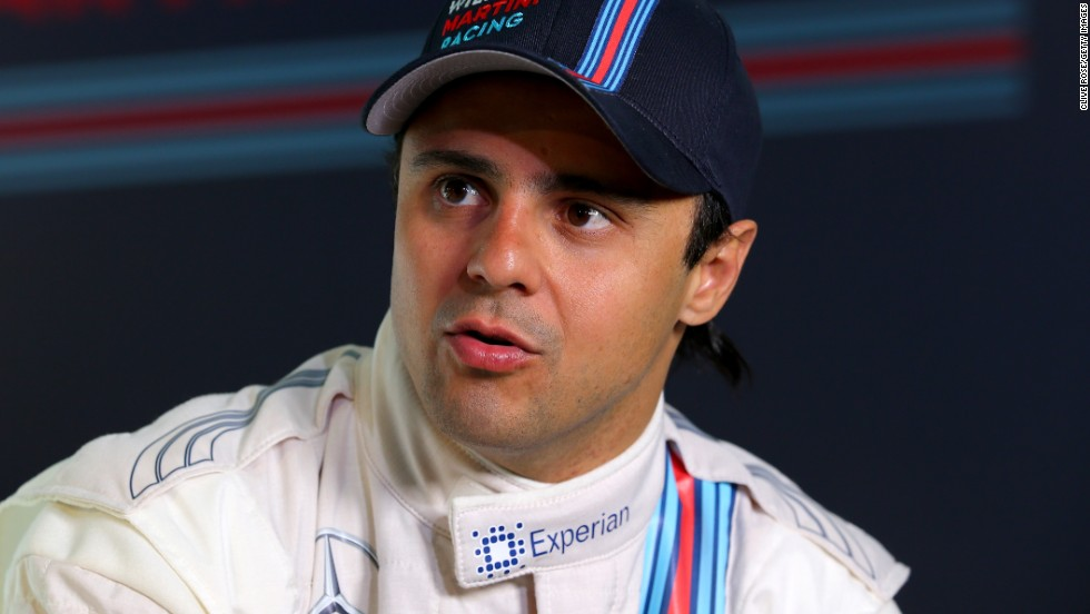Williams struggled last year but hopes are high for the nine-time world champion after an impressive preseason, led by new signing Felipe Massa. The former Ferrari driver recorded the fastest lap time at the final test in Bahrain.