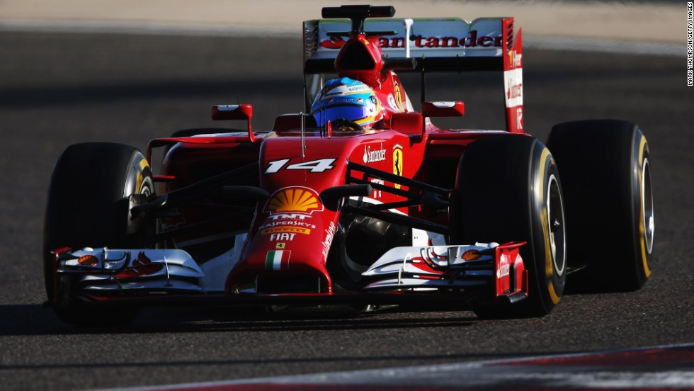 Ferrari enters the 2014 season with a formidable pairing of two-time world champion Fernando Alonso and the returning Kimi Raikkonen -- the last driver to win the title for the Italian manufacturer back in 2007.