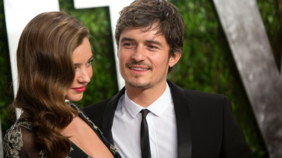 With Miranda Kerr and Orlando Bloom being the type to write love letters to one another -- and Bloom being the kind of romantic who would frame them -- we definitely did not see their 2013 breakup coming. Yet according to Bloom, he and Kerr -- whom he married in 2010 after a three-year courtship -- still love each other, even if it