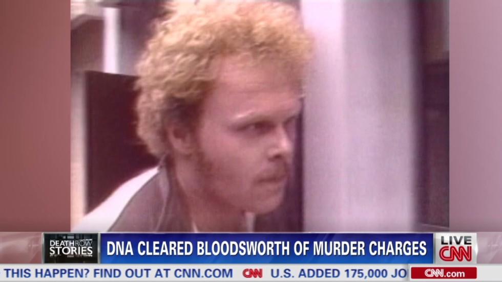 Kirk Bloodsworth