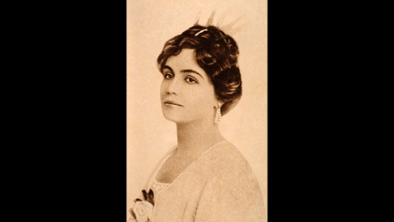 Lois Weber was a pioneer in the movie industry, a female director in the early 1900s who started her own studio, Lois Weber Productions.