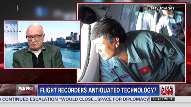 Are flight recorders 'antiquated?'