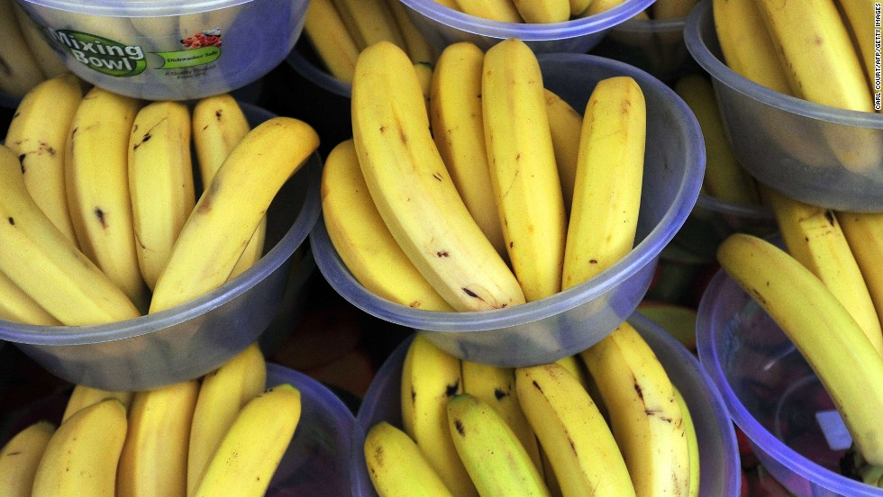 Africa is a growing exporter of bananas, with about 15 percent of the market. But many Africans depend on the fruit and get up to 90 percent of their calories from local banana varieties.