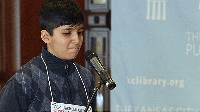 Epic spelling bee finally hails a winner