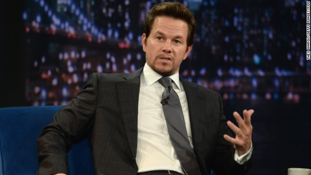Mark Wahlberg is producing a film about the Boston bombing and manhunt.